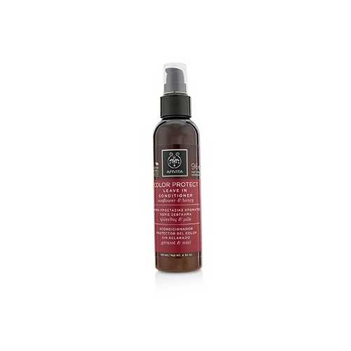 Color Protect Leave In Conditioner with Sunflower & Honey  150ml/4.94oz