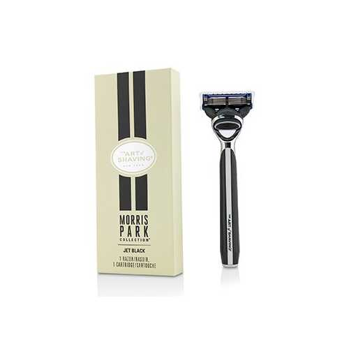 Morris Park Collection Razor - Jet Black  1pc