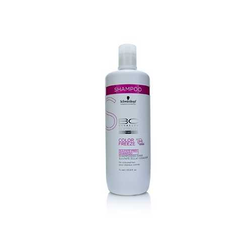 BC Color Freeze pH 4.5 Sulfate-Free Shampoo (For Coloured Hair) 1000ml/33.8oz