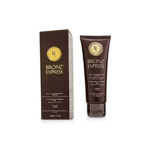 Bronz' Express Face Tinted Self-Tanning Gel  75ml/2.5oz
