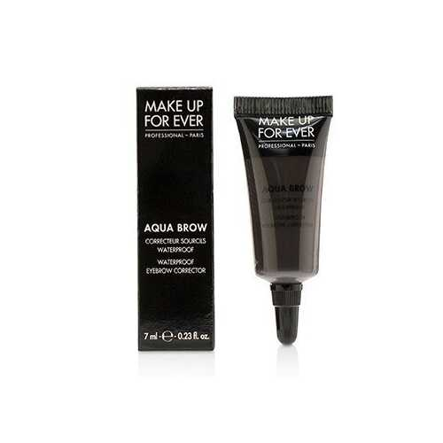Aqua Brow Waterproof Eyebrow Corrector - # 40 (Brown Black)  7ml/0.23oz