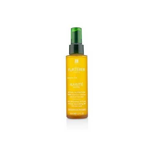 Karite Nutri Nourishing Ritual Intense Nourishing Oil (Very Dry Hair)  100ml/3.3oz
