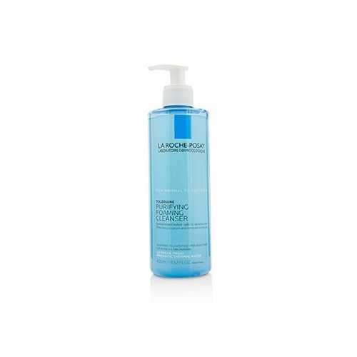 Toleriane Purifying Foaming Cleanser (For Normal To Oily Skin)  400ml/13.52oz