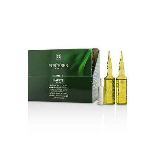 Karite Nutri Nourishing Ritual Intense Nourishing Oil (Very Dry Hair)  24x10ml/0.33oz
