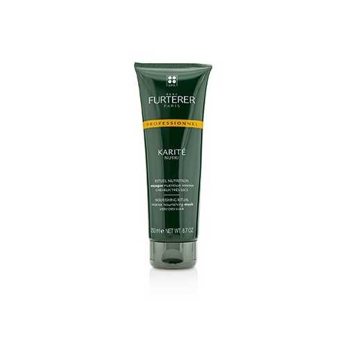 Karite Nutri Nourishing Ritual Intense Nourishing Mask - Very Dry Hair (Salon Product)  250ml/8.7oz