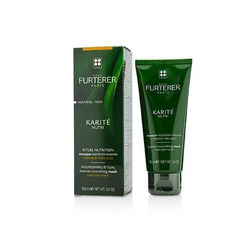 Karite Nutri Nourishing Ritual Intense Nourishing Mask (Very Dry Hair)  100ml/3.5oz