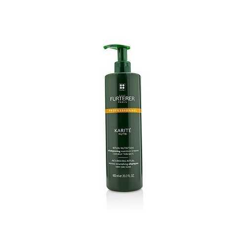Karite Nutri Nourishing Ritual Intense Nourishing Shampoo - Very Dry Hair (Salon Product)  600ml/20.2oz