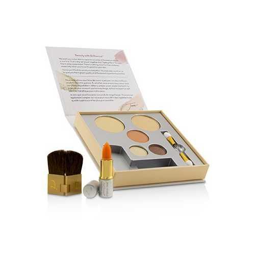 Pure & Simple Makeup Kit - # Light  -