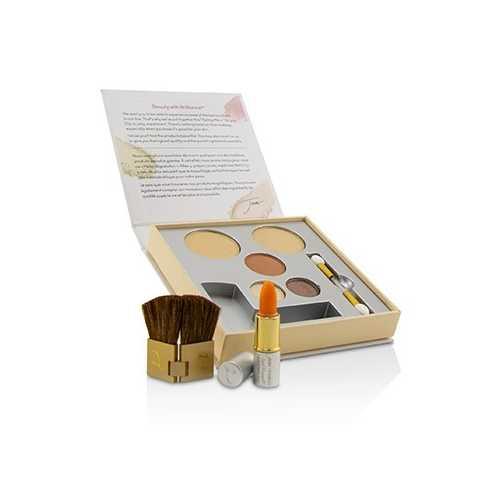 Pure & Simple Makeup Kit - # Medium Light  -
