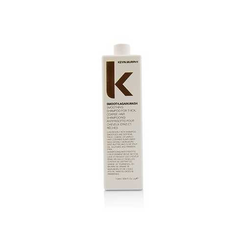 Smooth.Again.Wash (Smoothing Shampoo - For Thick, Coarse Hair)  1000ml/33.8oz