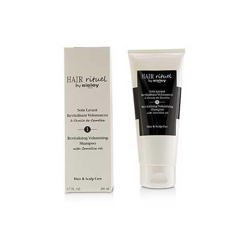 Hair Rituel by Sisley Revitalizing Volumizing Shampoo with Camellia Oil  200ml/6.7oz