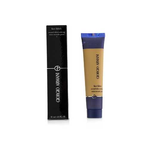 Face Fabric Second Skin Lightweight Foundation - # 4  40ml/1.35oz