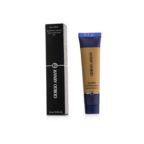 Face Fabric Second Skin Lightweight Foundation - # 5.75  40ml/1.35oz