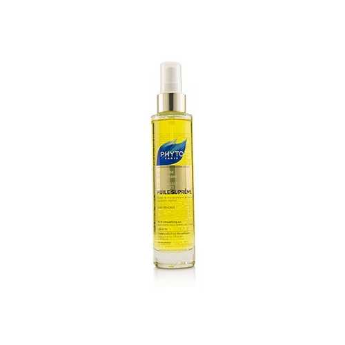 Huile Suprme Rich Smoothing Oil (Dry, Thick and Rebellious Hair)  100ml/3.4oz