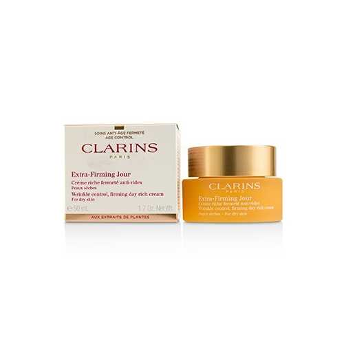 Extra-Firming Jour Wrinkle Control, Firming Day Rich Cream - For Dry Skin 50ml/1.7oz