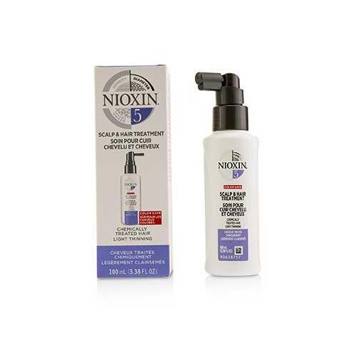 Diameter System 5 Scalp & Hair Treatment (Chemically Treated Hair, Light Thinning, Color Safe)  100ml/3.38oz