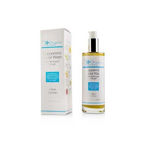 Peppermint Facial Wash - For Blemished Skin 100ml/3.3oz