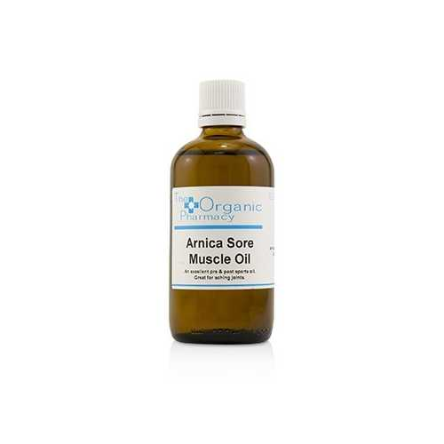 Arnica Sore Muscle Oil 100ml/3.3oz