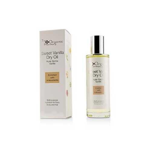 Sweet Vanilla Dry Oil - Multi-use For Face, Body & Hair 100ml/3.4oz