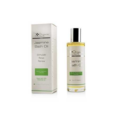 Jasmine Bath Oil - Sensual & Intoxicating 100ml/3.3oz