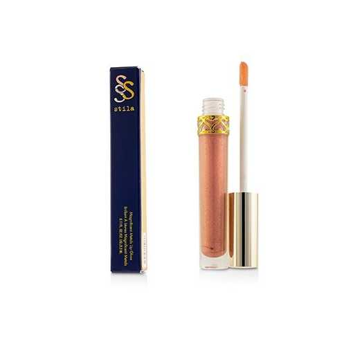 Magnificent Metals Lip Gloss - # Rose Quartz  3.3ml/0.11oz
