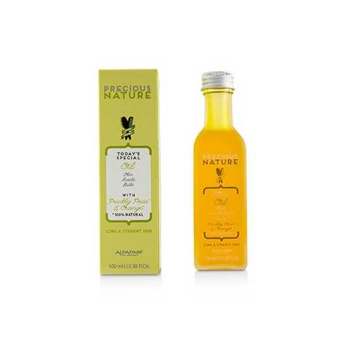 Precious Nature Today's Special Oil with Prickly Pear & Orange (Long & Straight Hair)  100ml/3.38oz
