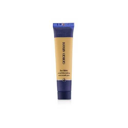 Face Fabric Second Skin Lightweight Foundation - # 1 (Unboxed)  40ml/1.35oz