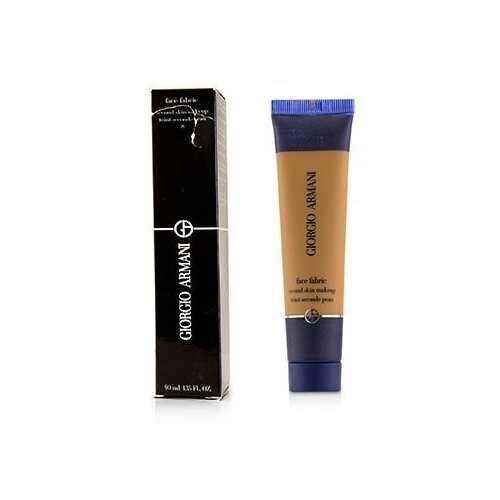 Face Fabric Second Skin Lightweight Foundation - # 8 (Box Slightly Damaged)  40ml/1.35oz
