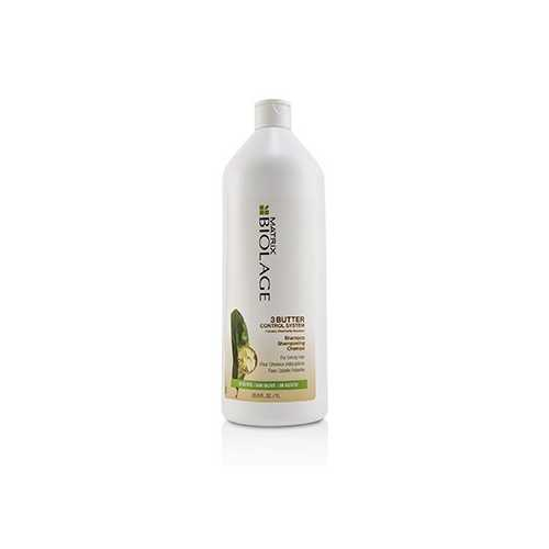 Biolage 3 Butter Control System Shampoo (For Unruly Hair)  1000ml/33.8oz