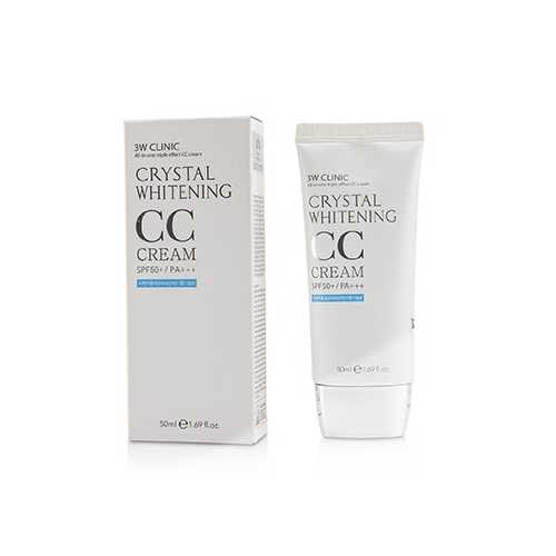 Crystal Whitening CC Cream SPF 50+/PA+++ - #02 Natural Beige 50ml/1.69oz