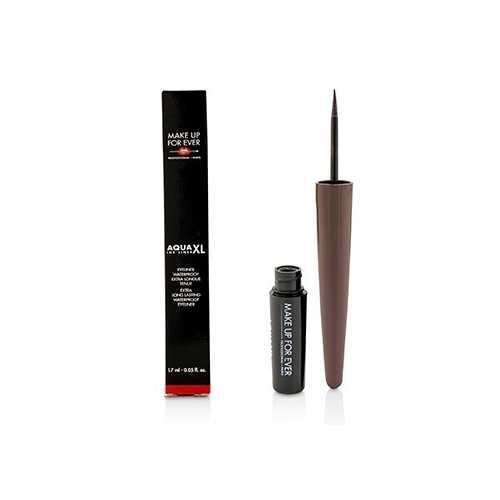 Aqua XL Ink Liner Extra Long Lasting Waterproof Eyeliner - # L-80 (Lustrous Plum)  1.7ml/0.05oz