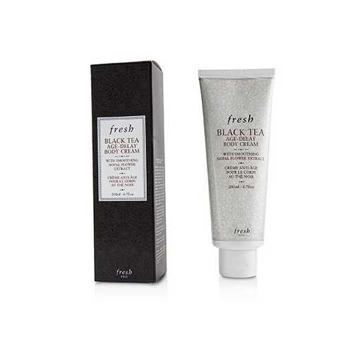 Black Tea Age-Delay Body Cream  200ml/6.7oz