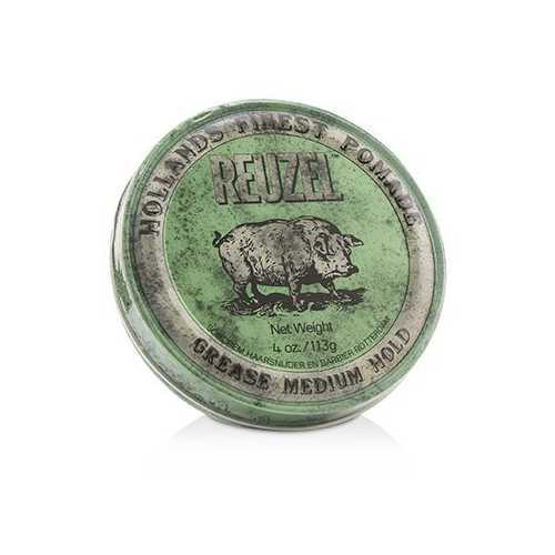 Green Pomade (Grease Medium Hold)  113g/4oz