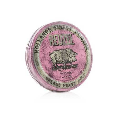 Pink Pomade (Grease Heavy Hold) 113g/4oz