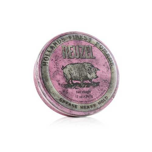 Pink Pomade (Grease Heavy Hold)  340g/12oz