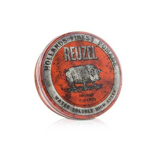 Red Pomade (Water Soluble, High Sheen)  340g/12oz