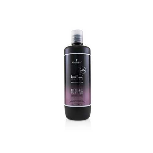 BC Fibre Force Fortifying Shampoo (For Over-Processed Hair) 1000ml/33.8oz