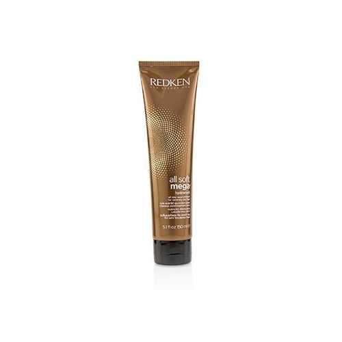 All Soft Mega Hydramelt (All Day Nourishment For Severely Dry Hair)  150ml/5.1oz