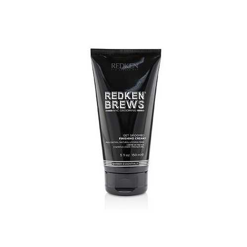 Brews Get Groomed Finishing Cream (Mild Control / Natural Looking Finish)  150ml/5oz