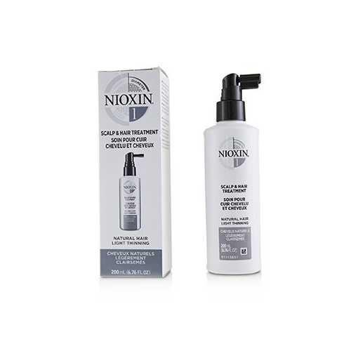 Diameter System 1 Scalp & Hair Treatment (Natural Hair, Light Thinning)  200ml/6.76oz