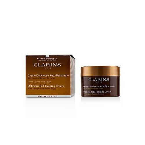 Delicious Self Tanning Cream For Face & Body  150ml/5.3oz
