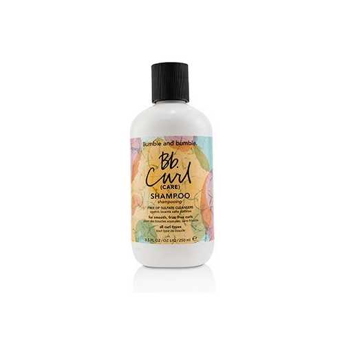 Bb. Curl (Care) Sulfate Free Shampoo (All Curl Types)  250ml/8.5oz