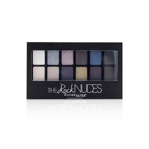 The Rock Nudes Eyeshadow Palette 10g/0.35oz