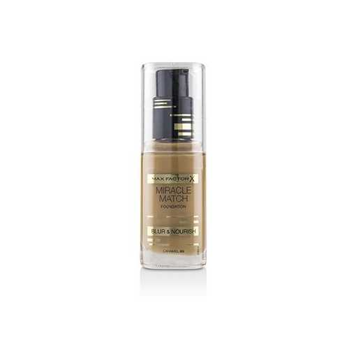 Miracle Match Foundation Blur & Nourish - # 85 Caramel  30ml/1oz