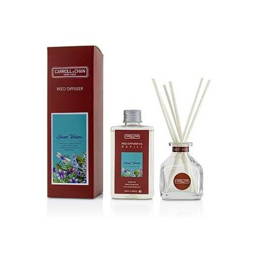 Reed Diffuser - Sweet Violets 100ml/3.38oz
