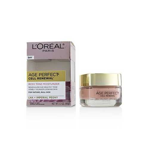 Age Perfect Cell Renewal Rosy Tone Moisturizer - For Mature, Dull Skin 48g/1.7oz