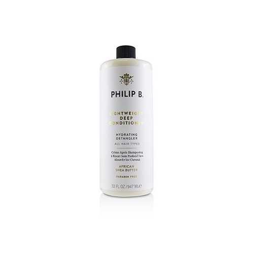 Lightweight Deep Conditioner - # Paraben-Free Formula (Hydrating Detangler - All Hair Types)  947ml/32oz