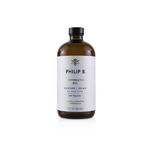 Rejuvenating Oil (Moisture + Repair - All Hair Types)  480ml/16oz