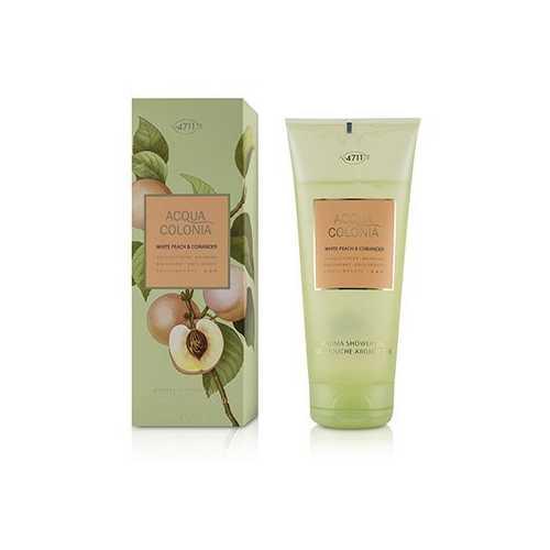 Acqua Colonia White Peach & Coriander Aroma Shower Gel  200ml/6.8oz