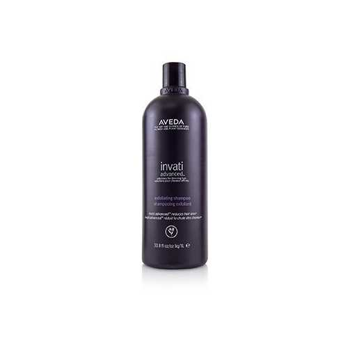 Invati Advanced Exfoliating Shampoo - Solutions For Thinning Hair, Reduces Hair Loss  1000ml/33.8oz